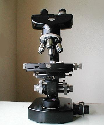 Comment marche un microscope?
