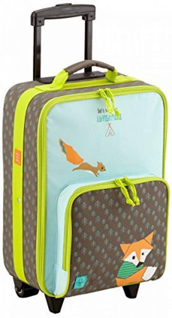 Choisir la meilleure valise enfant à thème