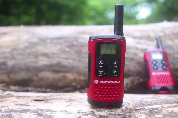 Le Talkie Walkie Motorola T40 : le moins cher