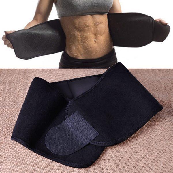 Comment utiliser une ceinture amincissante femme?