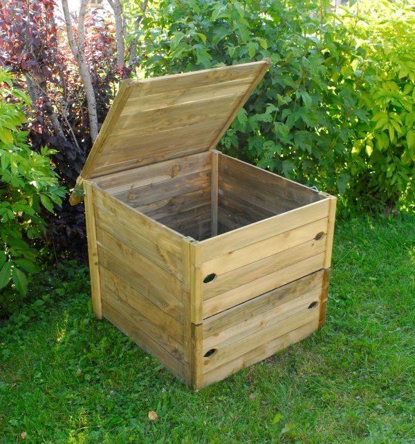 Comment acheter un composteur en bois?