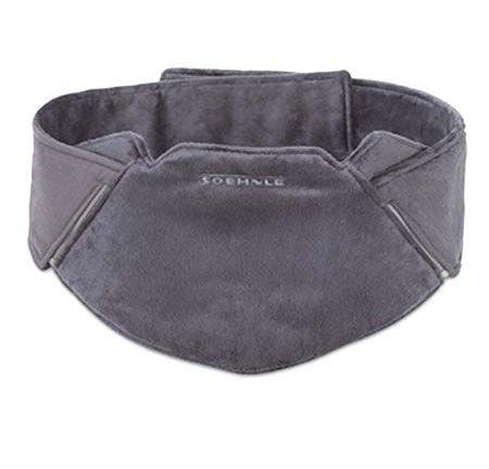 ceinture lombaire chauffante