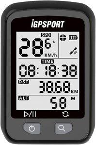 GPS pour vélo IGPSPORT 20 E